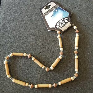 Killer Beads wooden beaded surf jewelry necklace